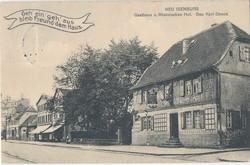 106070: Deutschland West, Plz Gebiet W-60, 607 Langenin Hessen