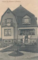 106080: Deutschland West, Plz Gebiet W-60, 608 Groß-Gerau