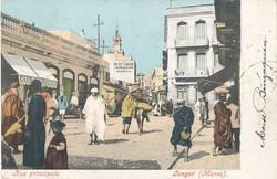 155: Deutsche Auslandspost Marokko - Postkarten