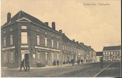 1810: Belgien - Postkarten