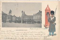 2355: Dänemark - Postkarten