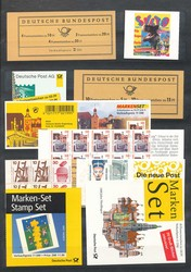 7350: Sammlungen und Posten Weltweit - Markenheftchen