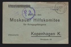 724010: POW Camp Mail World War I