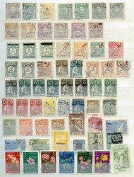 7210: Collections and Lots Portugese Colonies - Stamps bulk lot