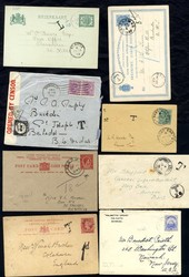 7365: Collections and Lots America - Covers bulk lot