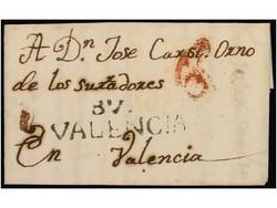 5790: Spanien - Vorphilatelie