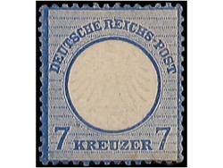 1100010: German Empire, 1872 Small shield issue