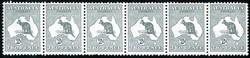 1750010: Australia - Kangaroos - First Watermark