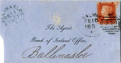 3340: Irland - Stempel