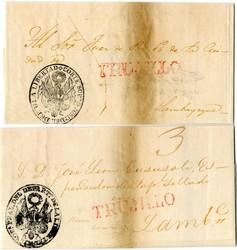 4915: Peru - Vorphilatelie