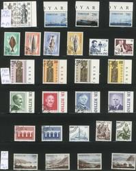 2475: Färoer - Sammlungen