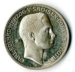 40.80.20.180: Europa - Deutschland - Deutsches Kaiserreich - Sachsen - Coburg - Gotha