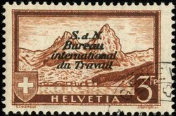 5680: Schweiz Internationale Arbeitsamt BIT