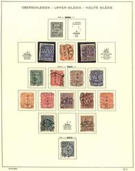 310: Oberschlesien - Sammlungen