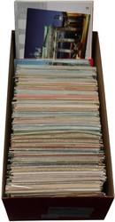 7930: Sammlungen und Posten Ansichtskarten alle Welt