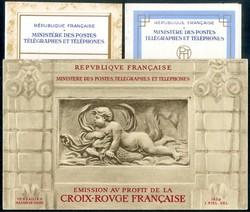 2565: Frankreich - Markenheftchen