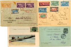 5715: Senegal - Sammlungen