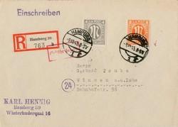 970: Deutsche Lokalausgabe Hamburg