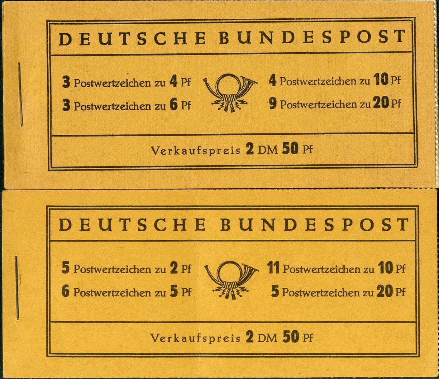 Lot 2704 - Bundesrepublik Deutschland, Sammlungen  -  Karl Pfankuch & Co. auction #222