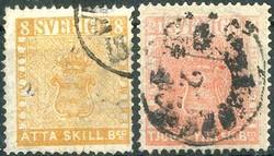 5625010: Schweden Skilling Banco