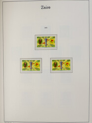 6730: Zaire - Sammlungen