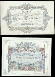 130020: Belgien, Provinz Antwerpen (2XXX) - Postkarten