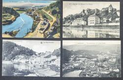 130010: Belgien, Region Brüssel-Hauptstadt / Provinz Wallonisch-Brabant / Provinz Flämisch-Brabant (1XXX) - Postkarten