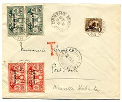 2705: French Indochina Post Offices