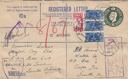 3415: Italia - Postal stationery