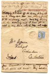 1895: Biafra - Ganzsachen
