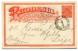 1810: Belgium - Postal stationery
