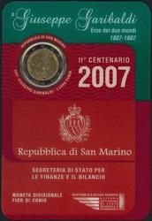 40.430.10: Europa - San Marino - Euro Münzen