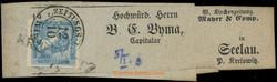 4745052: Österreich Zeitungsmarken 1851
