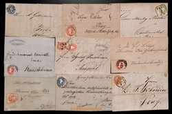 4745060: Austria 1860 Issue - Collections