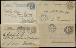 4745095: Österreich Lots 1850-1918 - Ganzsachen