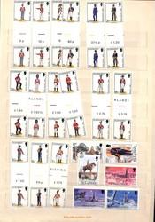 7135: Sammlungen und Posten GB und Kanal Inseln - Sammlungen