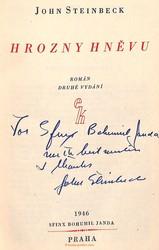 40.15: Books - Autographs, Autographs