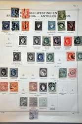 7261: Sammlungen und Posten Spanien und Kolonien