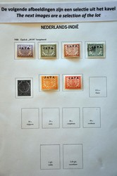 7190: Collections and Lots Netherland Colonies - Collections