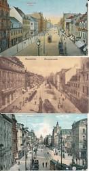 106800: Deutschland West, Plz Gebiet W-68, 680 Mannheim - Postkarten