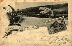 107820: Deutschland West, Plz Gebiet W-78, 782 Tittisee-Neustadt - Postkarten