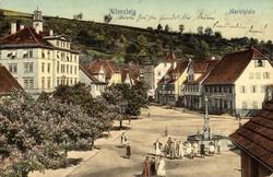 107270: Deutschland West, Plz Gebiet W-72, 727 Nagold - Postkarten
