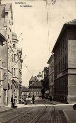 106100: Deutschland West, Plz Gebiet W-61, 610 Darmstadt - Postkarten