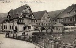107290: Deutschland West, Plz Gebiet W-72, 729 Freudenstadt