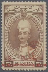 4275: Malaiische Staaten Kelantan