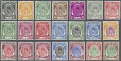 4305: Malaiische Staaten Perlis