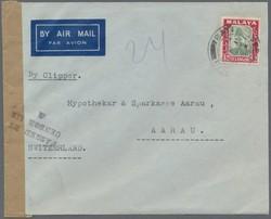 4320: Malaiische Staaten Selangor