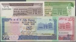 110.550.265: Banknotes – Africa - Mauritius