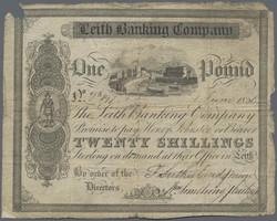 110.150.50: Banknoten - Großbritannien - Schottland