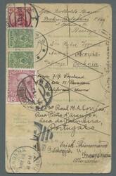 7090: Sammlungen und Posten Baltische Staaten - Portomarken